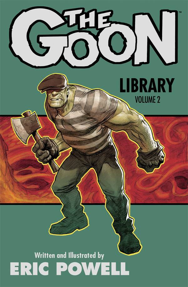 GOON LIBRARY HC VOL 02