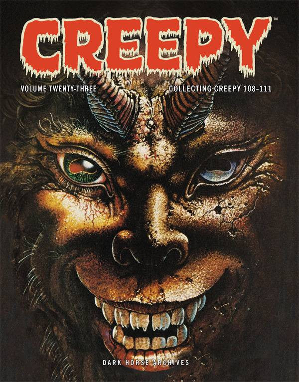 CREEPY ARCHIVES HC VOL 23