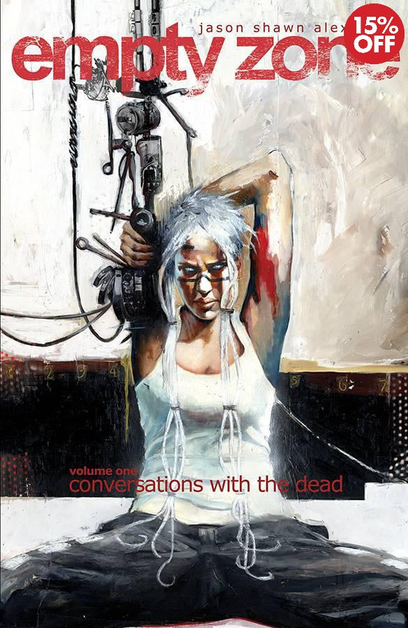 EMPTY ZONE TP VOL 01 CONVERSATIONS WITH THE DEAD