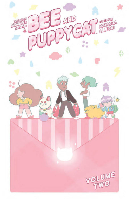 Bee And Puppycat Vol 02
