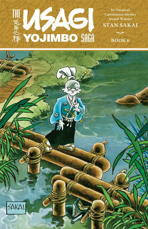 USAGI YOJIMBO SAGA TP VOL 06
