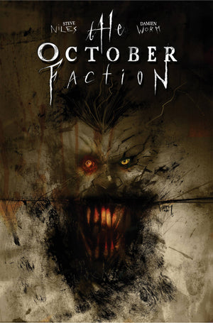 OCTOBER FACTION TP VOL 02