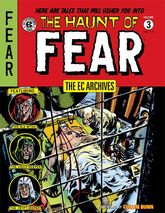 EC Archives Haunt of Fear Vol 03