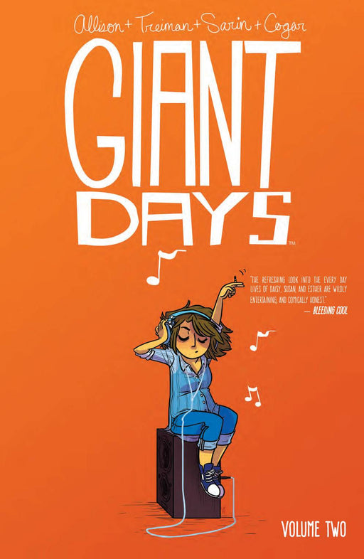 Giant Days Vol 02