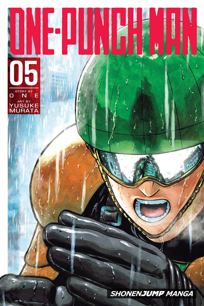 ONE PUNCH MAN VOL 05