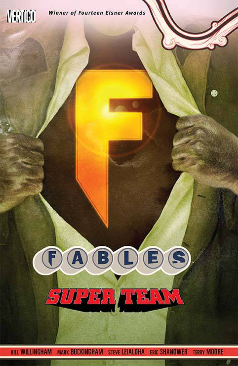 Fables Vol 16 Super Team