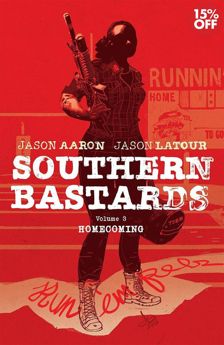 Southern Bastards Vol 03 Homecoming