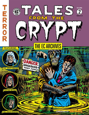 EC ARCHIVES TALES FROM THE CRYPT HC VOL 02