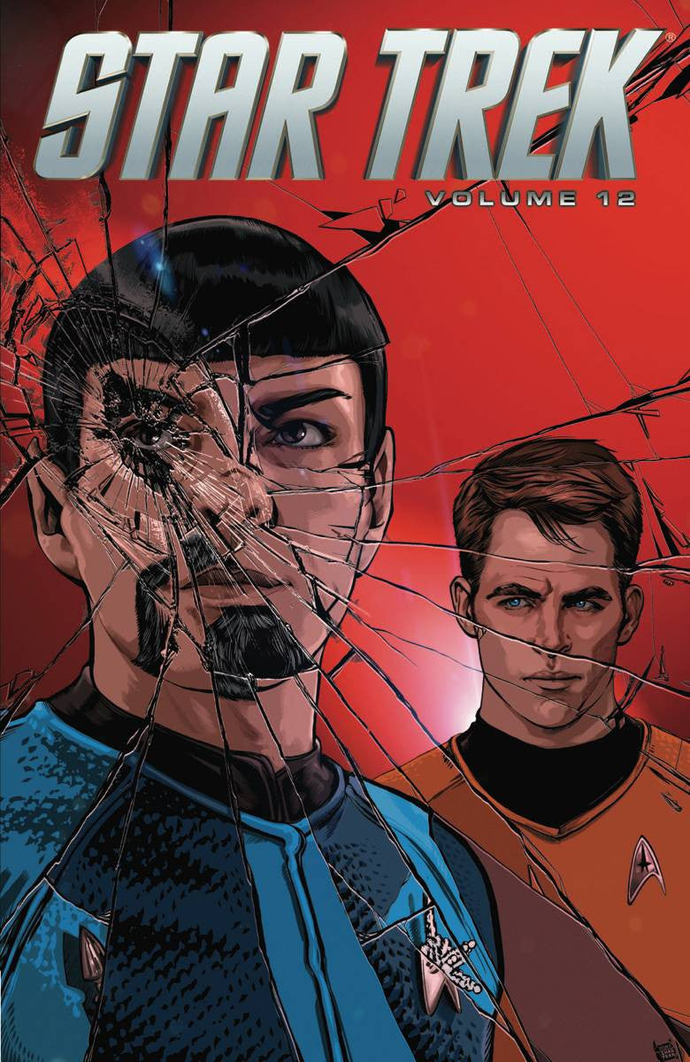 STAR TREK ONGOING TP VOL 12