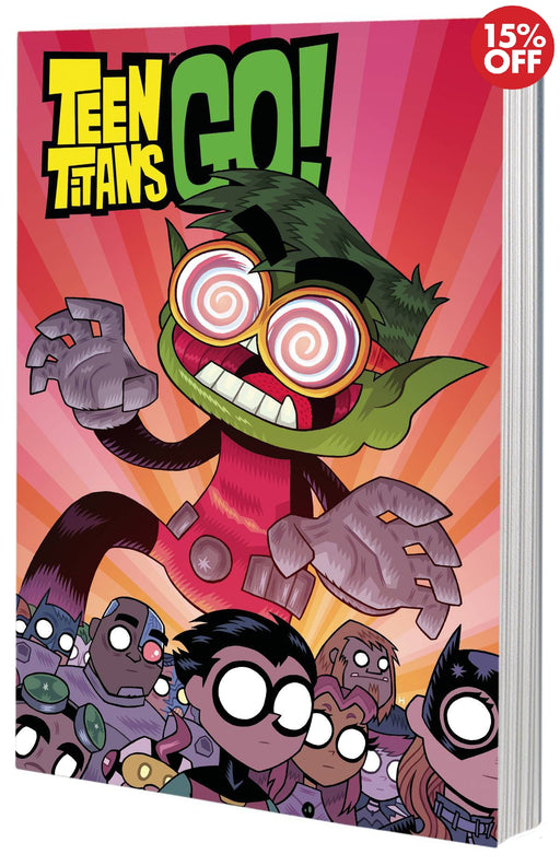 Teen Titans Go Vol 02 Welcome To The Pizza Dome