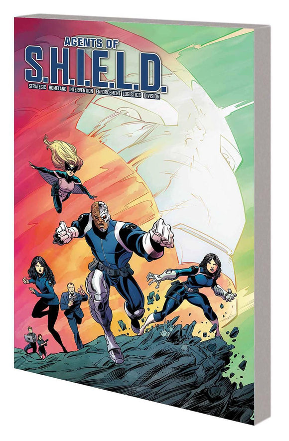 AGENTS OF SHIELD TP VOL 1 THE COULSON PROTOCOLS