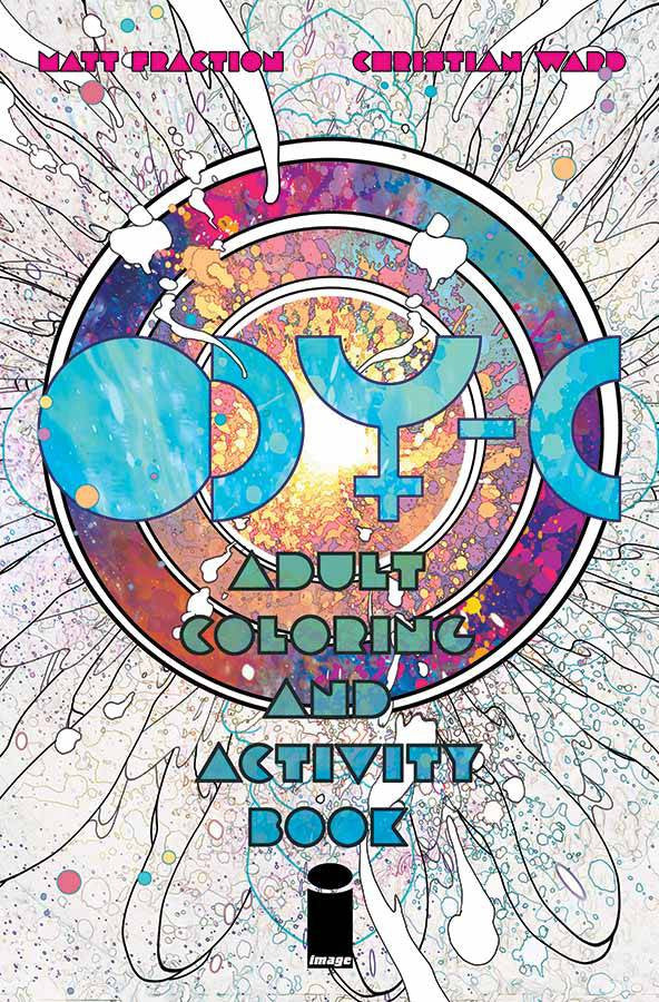 ODYC ADULT COLORING BOOK