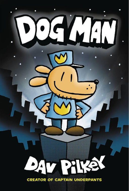 Dog Man Vol 01