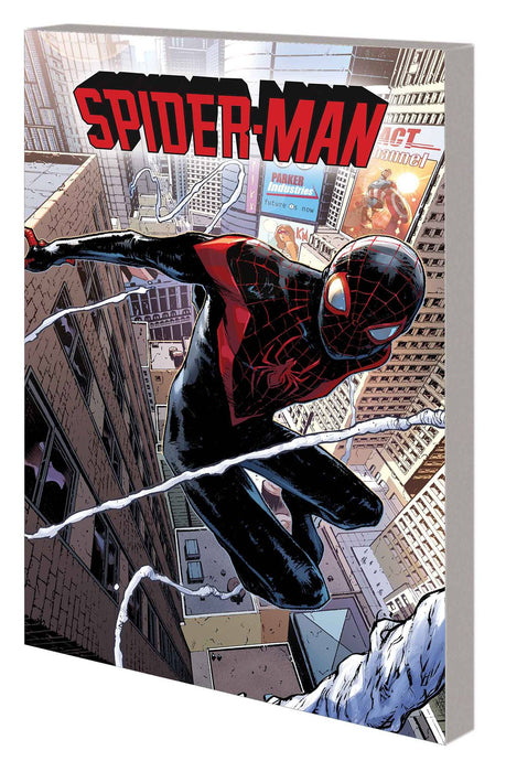 Spider-Man Miles Morales Vol 01