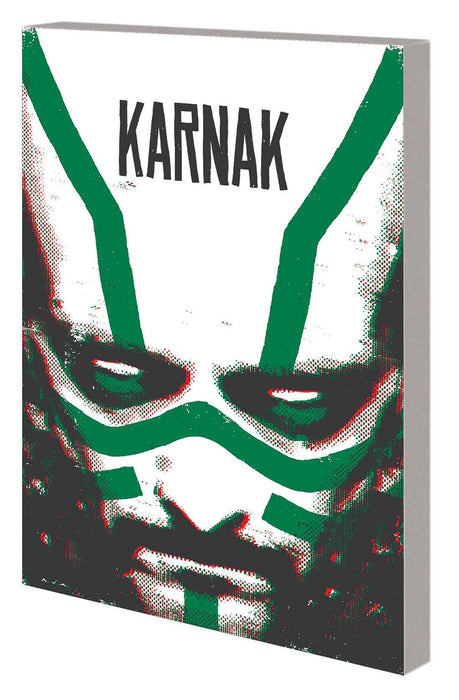 Karnak Vol 01 Flaw In All