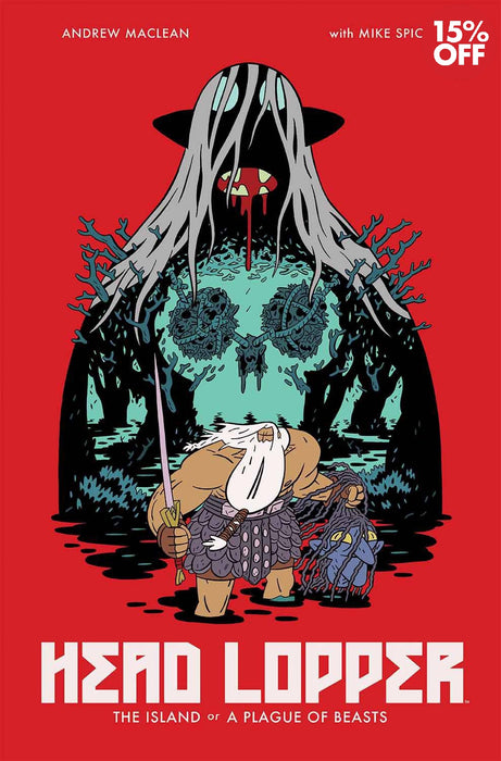 Head Lopper Vol 01 Island or A Plague of Beasts