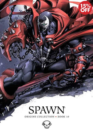 Spawn Origins Vol 10