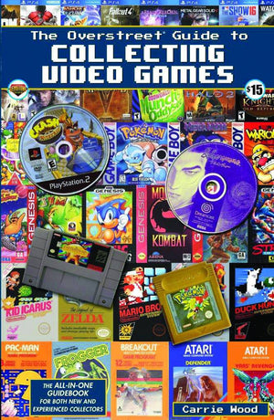 OVERSTREET GUIDE SC VOL 06 COLLECTING VIDEO GAMES