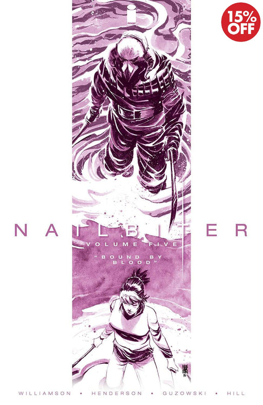 Nailbiter Vol 06 Bound By Blood