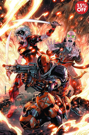 Deathstroke Vol 04 Family Business