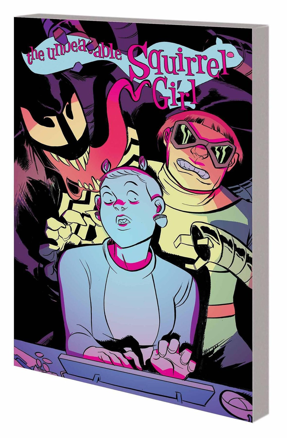 UNBEATABLE SQUIRREL GIRL TP VOL 04 KISSED SQUIRREL LIKED IT
