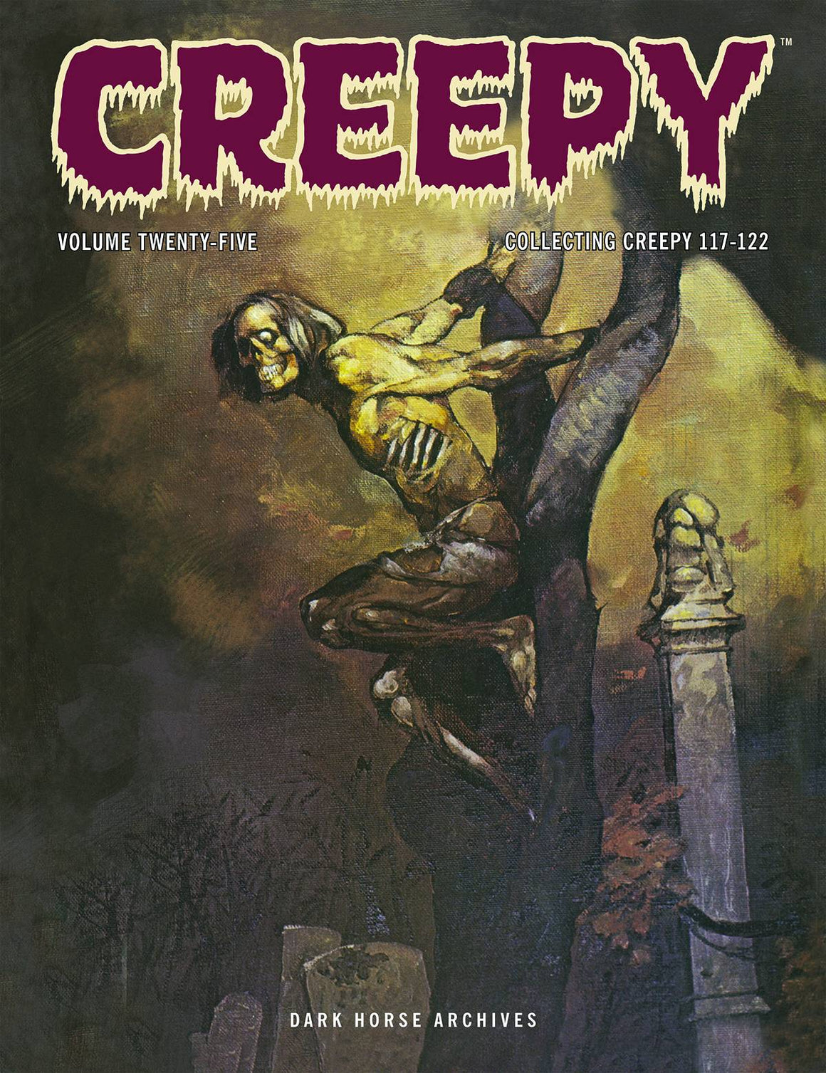 CREEPY ARCHIVES HC VOL 25