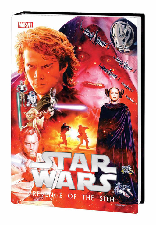 STAR WARS EPISODE III HC REVENGE OF SITH