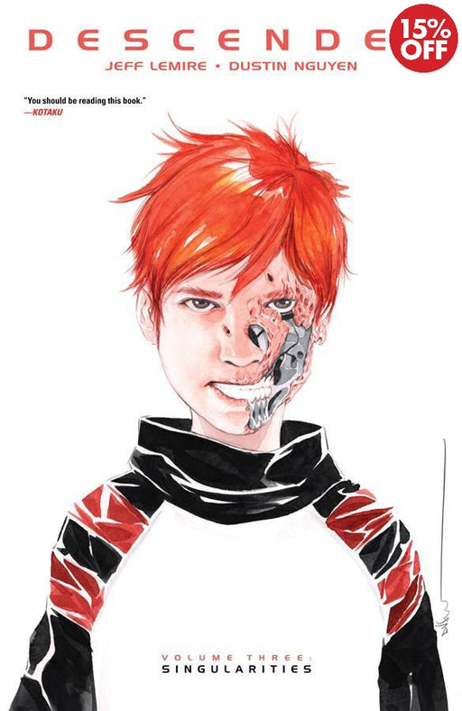 Descender Vol 03 Singularities