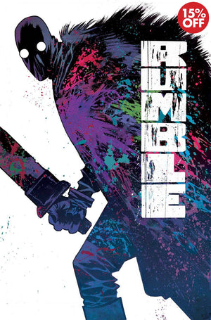 RUMBLE TP VOL 03 IMMORTAL COIL