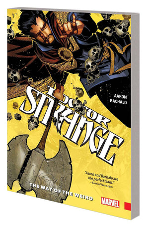 DOCTOR STRANGE: VOL 01 WAY OF WEIRD