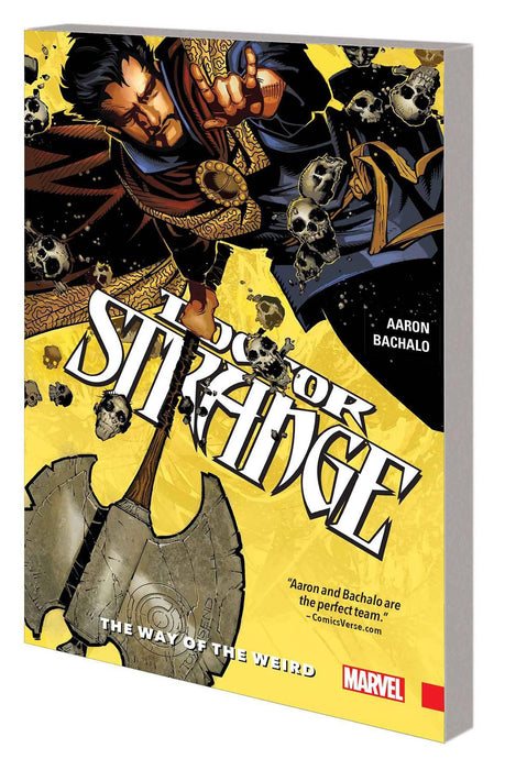 Doctor Strange Vol 01 Way of Weird