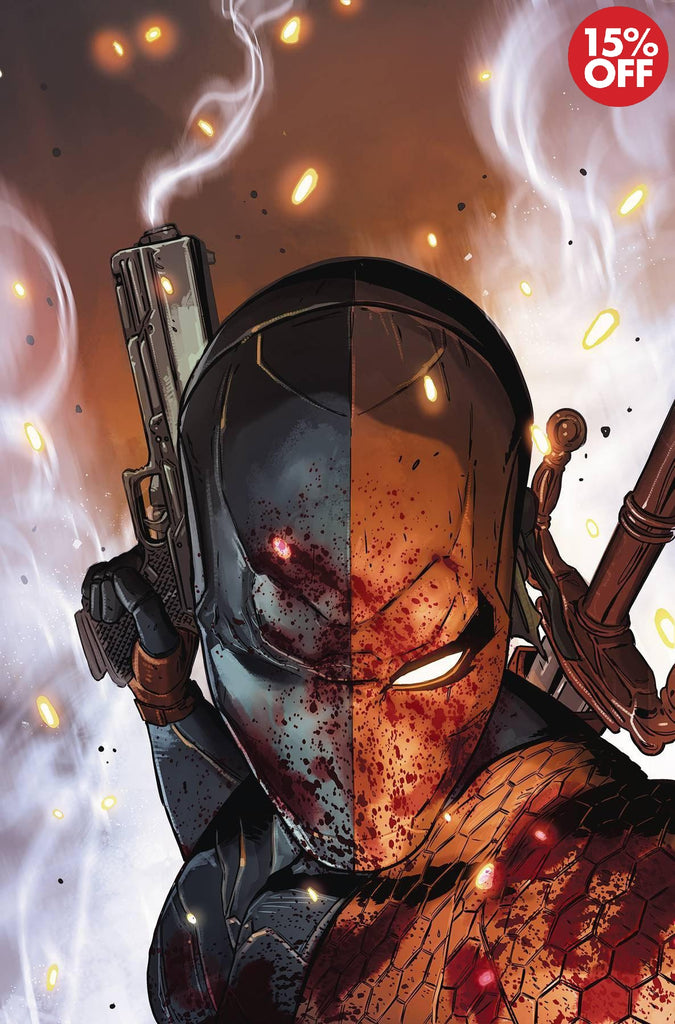 DEATHSTROKE TP VOL 01 THE PROFESSIONAL (REBIRTH)
