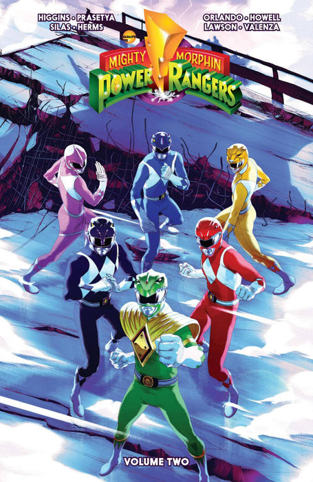 Mighty Morphin Power Rangers Vol 02