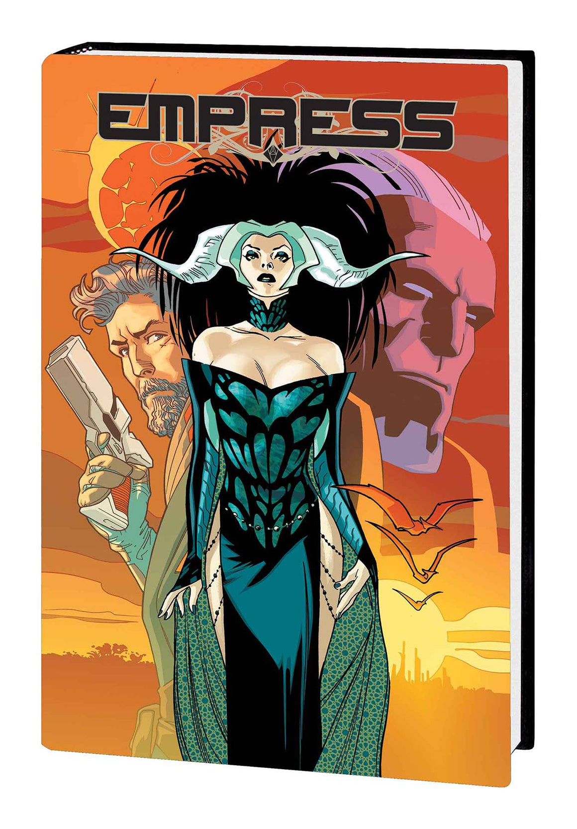 EMPRESS BOOK ONE PREMIERE HC