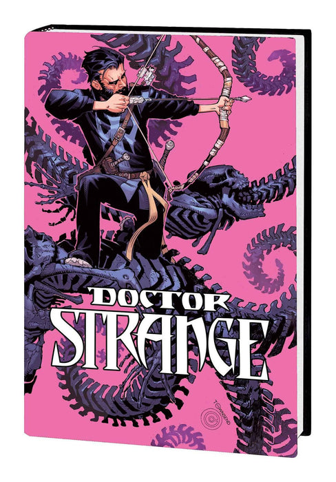 Doctor Strange Premium Vol 03 Blood In Aether