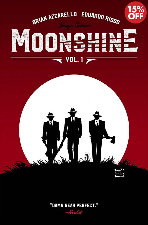 Moonshine Vol 01