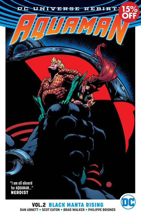 Aquaman Vol 02 Black Manta Rising