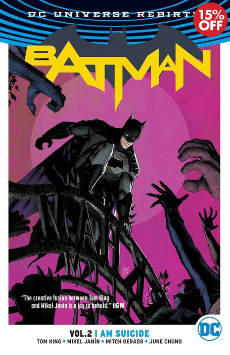 Batman Vol 02 I am Suicide