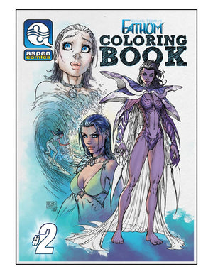 FATHOM COLORING BOOK #2