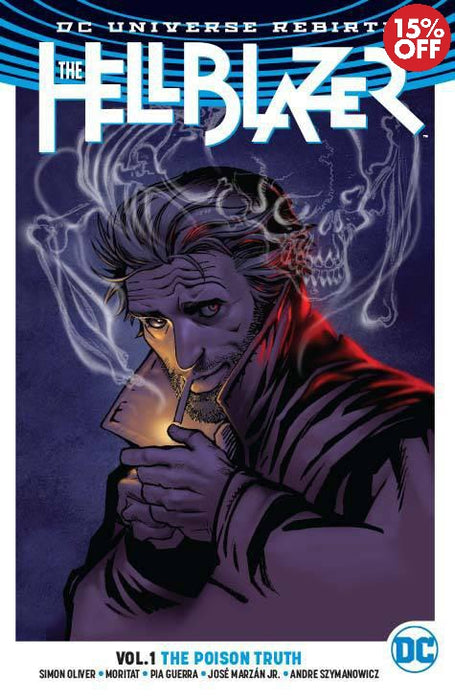 Hellblazer Vol 01 The Poison Truth