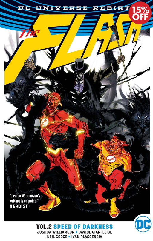 Flash Vol 02 Speed of Darkness