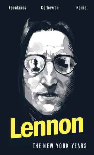 LENNON THE NEW YORK YEARS HC