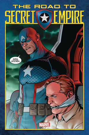SECRET EMPIRE PRELUDE TP