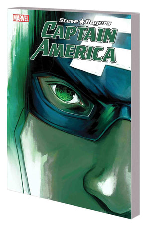 CAPTAIN AMERICA STEVE ROGERS TP VOL 02 TRIAL OF MARIA HILL