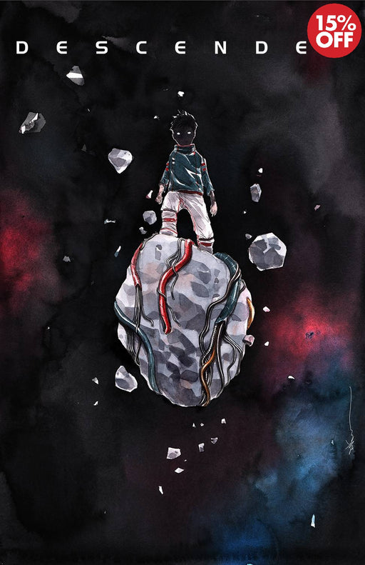Descender Vol 04 Orbital Mechanics