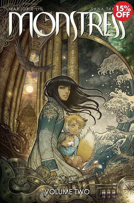Monstress Vol 02