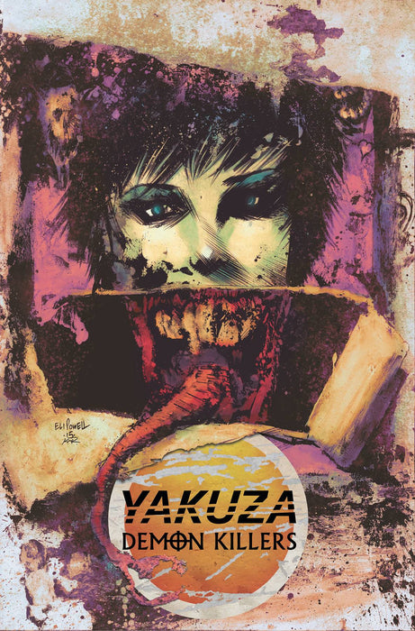 YAKUZA DEMON KILLERS TP