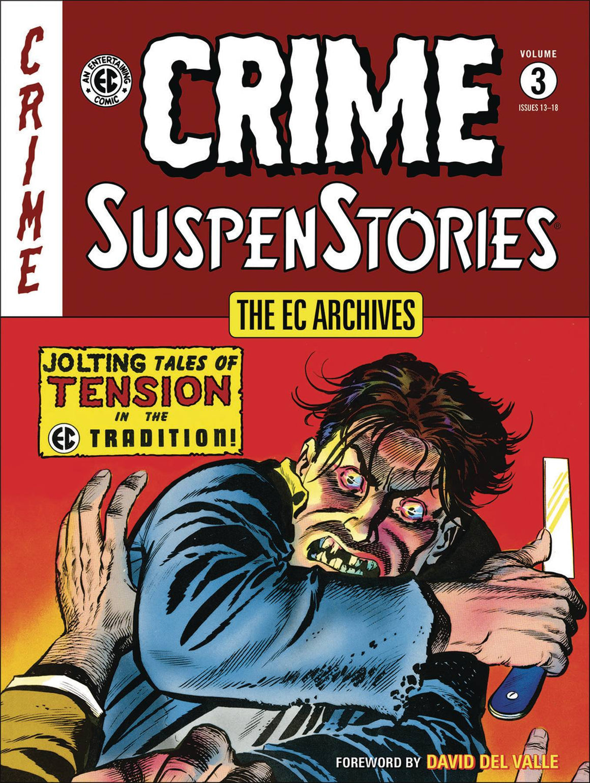 EC ARCHIVES CRIME SUSPENSTORIES HC VOL 03