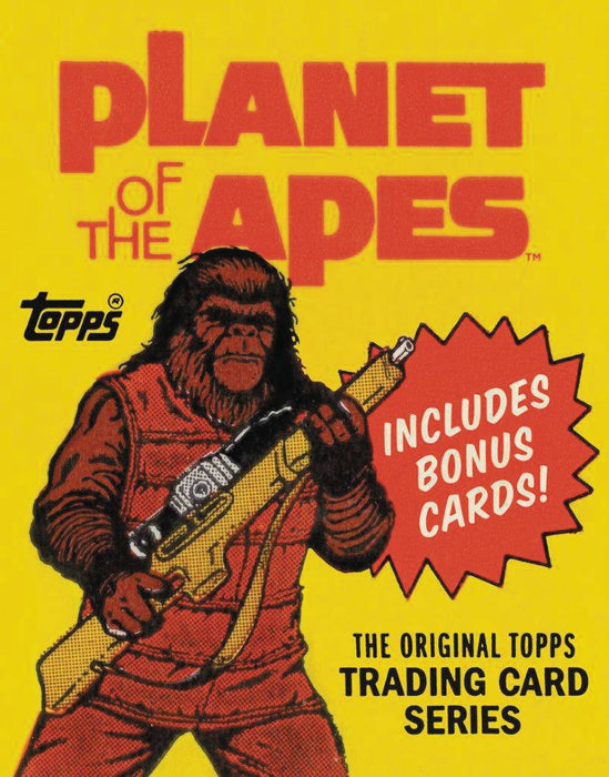 PLANET OF APES ORIG TOPPS T/C HC