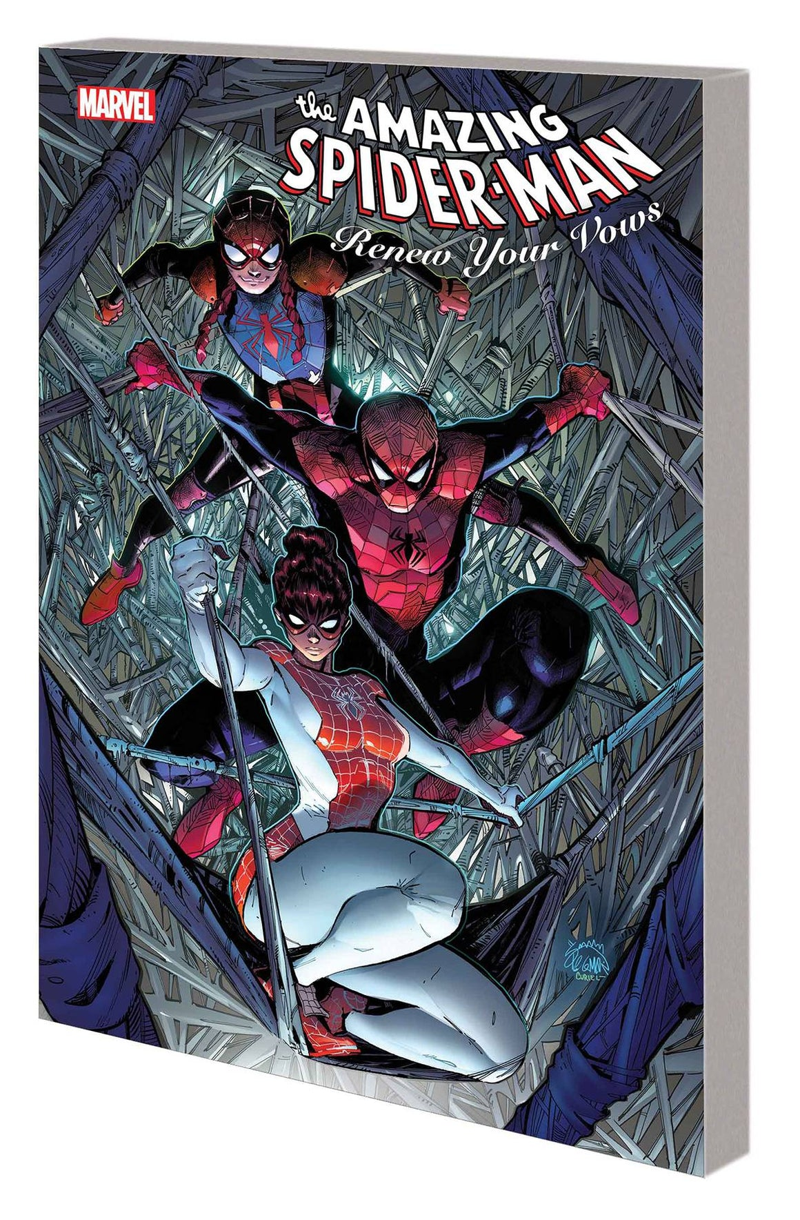 AMAZING SPIDER-MAN RENEW VOWS TP VOL 01 BRAWL IN FAMILY